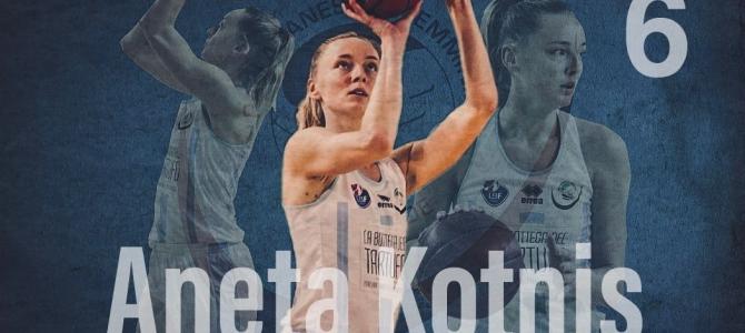 Kotnis fa tris, confermata con La Bottega del Tartufo Umbertide per la terza stagione